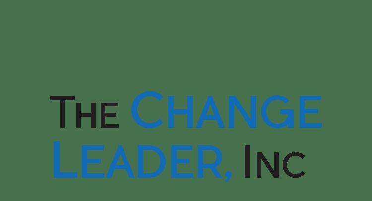 The Change Leader Blog Logo