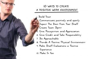 Strategies to Remove Office Negativity