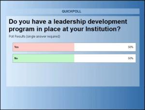 Building Leadership Capacity: A President's Perspective | Webinar