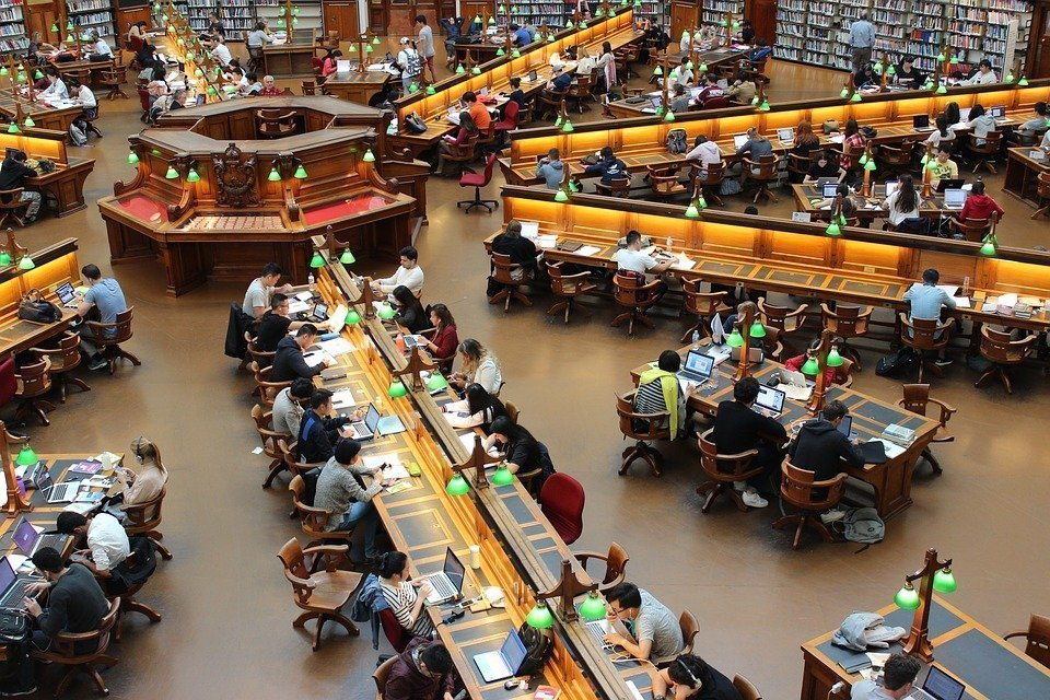 Growing Enrollment in Higher Ed