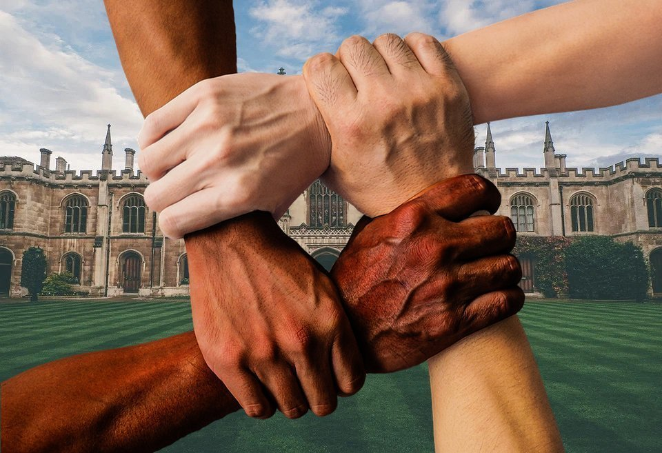 Diversity, Equity, Inclusion: Keys to Healing Unconscious Bias in Higher Ed